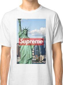 supreme nyc Classic T-Shirt