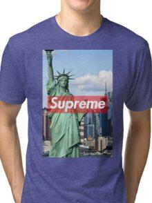 supreme nyc Tri-blend T-Shirt