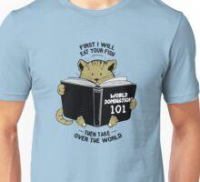 CAT WORLD DOMINATION Unisex T-Shirt