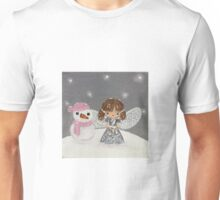 Mr. Snowman :) Unisex T-Shirt
