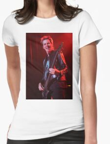 John Taylor Duran Duran 2 Womens Fitted T-Shirt