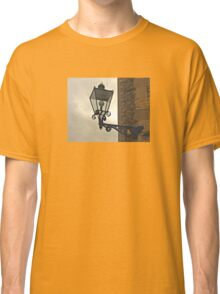Lamp with Cannons Classic T-Shirt