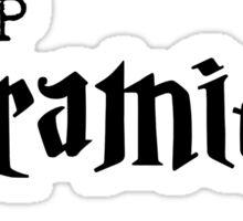 I Ship Dramione Sticker