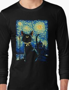 Claire de Lune Long Sleeve T-Shirt