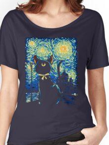 Claire de Lune Women's Relaxed Fit T-Shirt