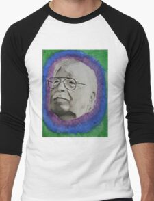 trippy grandpa Men's Baseball ¾ T-Shirt