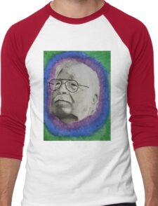 trippy grandpa Men's Baseball ¾ T-Shirt