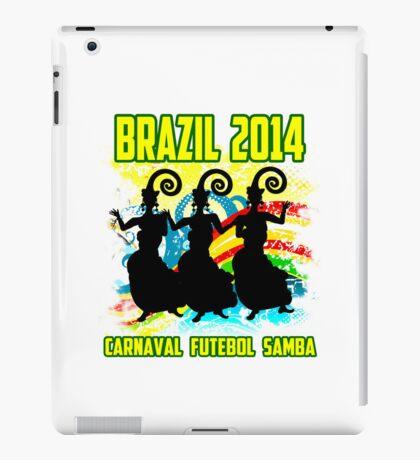 Brazil Carnaval iPad Case/Skin