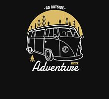 Go Outside to New Adventure Unisex T-Shirt