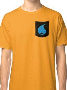 Pokemon Water Type Pocket Classic T-Shirt