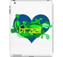 Brazil GO...GO iPad Case/Skin
