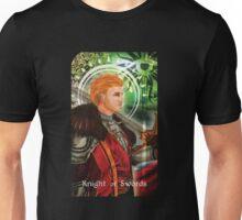 Knight of Swords Unisex T-Shirt