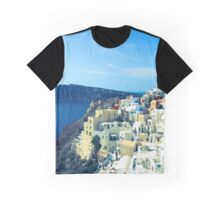 Santorini 2 Graphic T-Shirt