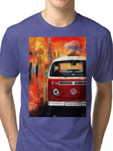 Kombi of Happiness Tri-blend T-Shirt