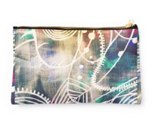 Abstract Study Studio Pouch