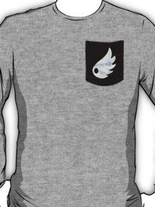 Pokemon Wind Type Pocket T-Shirt