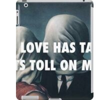 THIS LOVE - THE LOVERS iPad Case/Skin