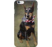 Faithful Friend and Companion iPhone Case/Skin