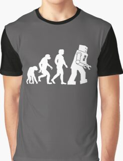 ROBOT EVOLUTION Graphic T-Shirt