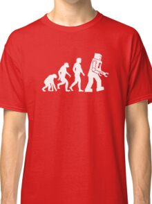 ROBOT EVOLUTION Classic T-Shirt
