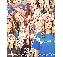 Grace Helbig Collage Photographic Print