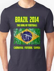 Brazil Futebol T-Shirt