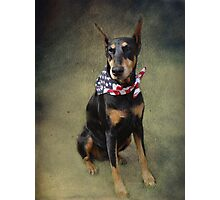 Faithful Friend and Companion Photographic Print