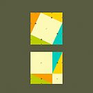 Pythagorean Theorem: Proof by Rearrangement by JazzberryBlue