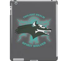 Twilight Realm Spirit Wolves iPad Case/Skin