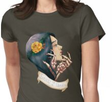 Sorrow is A Woman Womens Fitted T-Shirt