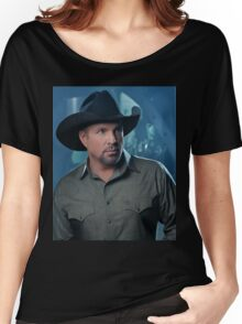 GARTH BROOKS COWBOY Women's Relaxed Fit T-Shirt