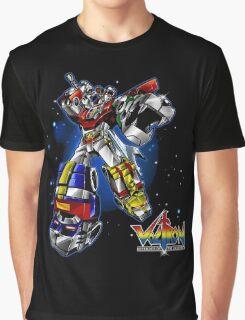 Voltron Graphic T-Shirt