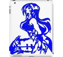 Mystic Elder Woman iPad Case/Skin