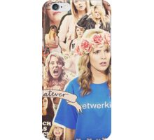 Grace Helbig Collage iPhone Case/Skin