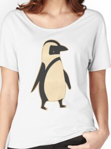 Penguin Swag Women's Relaxed Fit T-Shirt