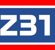 z31 Sticker Sticker
