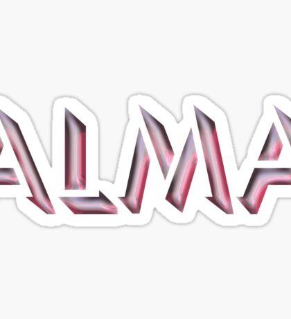 Alma Sticker