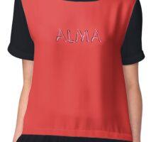 Alma Chiffon Top