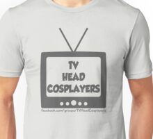 TV Head Cosplayers Group Logo Unisex T-Shirt