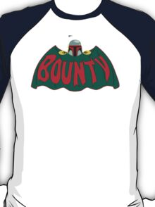 Boba Fett | Batman Logo TV | Bounty T-Shirt
