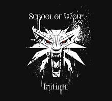 School of Wolf Initiate Unisex T-Shirt