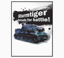 Sturmtiger. by shadeprint