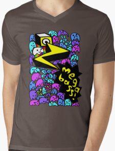 Megabass Ghost Party! Mens V-Neck T-Shirt
