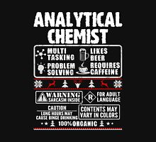 Chemistry - Analytical Unisex T-Shirt