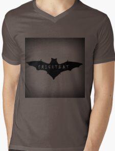 Feminist Frightbat Mens V-Neck T-Shirt