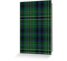 00942 Wilson's No. 149 Fashion Tartan  Greeting Card
