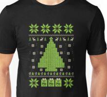 Chemistry - Tree Ugly Christmas Unisex T-Shirt
