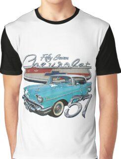 1957 Chevy Graphic T-Shirt