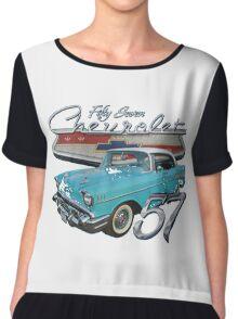 1957 Chevy Chiffon Top