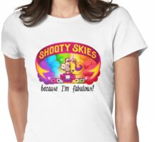 Fabulous Sparkles T-Shirt! Womens Fitted T-Shirt